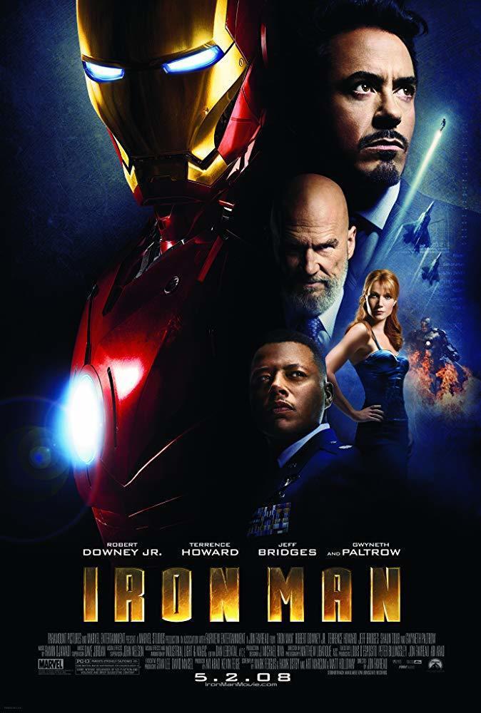 《鋼鐵人1》。圖/擷自IMDb