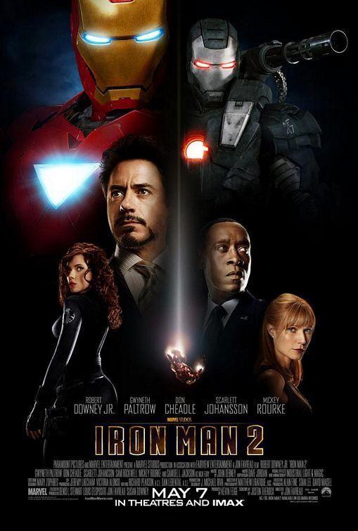 《鋼鐵人2》。圖/擷自IMDb