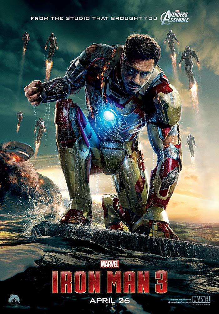 《鋼鐵人3》。圖/擷自IMDb