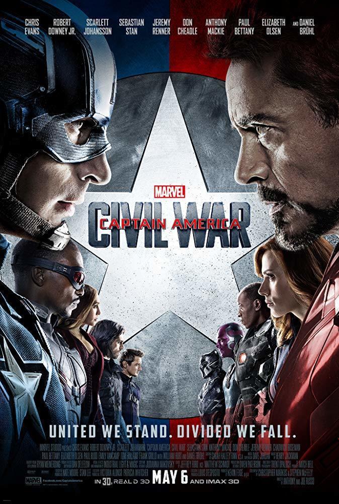 《美國隊長3:英雄內戰》。圖/擷自IMDb