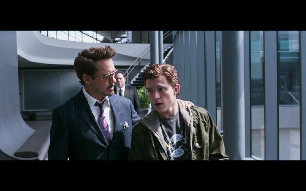 《蜘蛛人:返校日》。圖/擷自IMDb