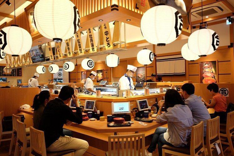 合點壽司即將在華泰名品城開出在台的第二家分店。圖/記者黃仕揚攝影