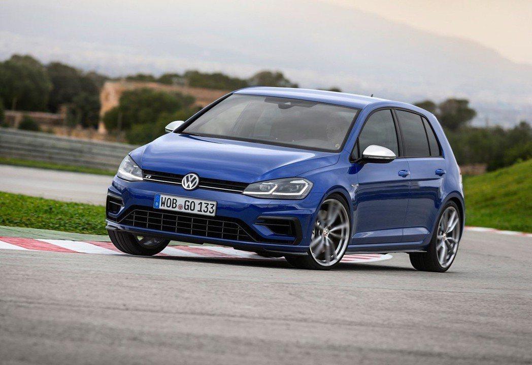 頂級性能版本Golf R下一代仍然會來到美國市場。 摘自Volkswagen
