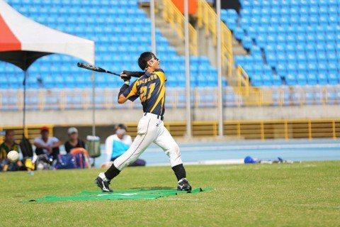 心有多強,力量就有多大:郭育廷,視障運動員的棒球夢