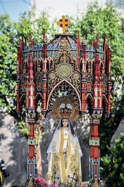 萬金聖母遊行