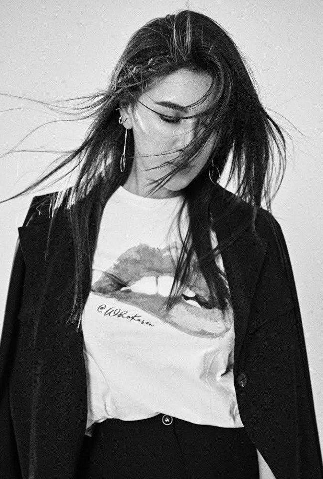 胡小禎成立自創服飾品牌「WhoKaren」。圖/摘自臉書
