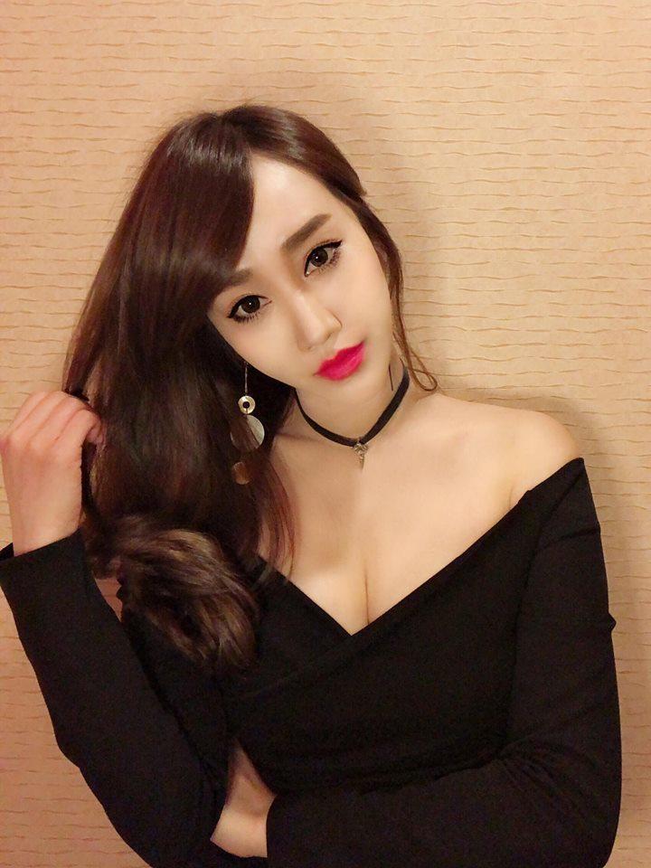 林佩瑤素有「最美空姐」之稱。圖/摘自臉書