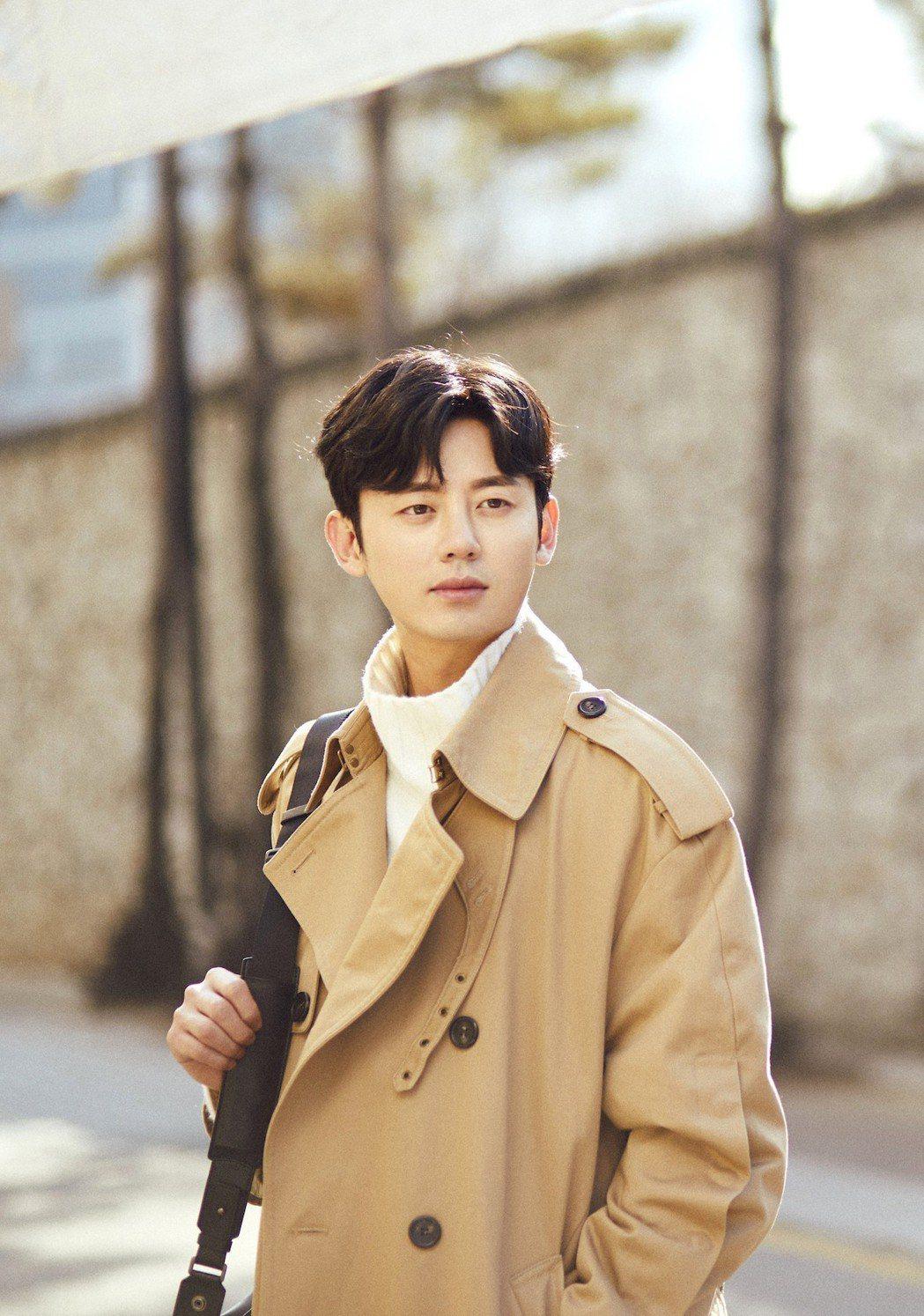李知勳在網劇「愛聊在一起」中飾演暖男毆巴導遊。圖/WebTVAsia Taiwa...
