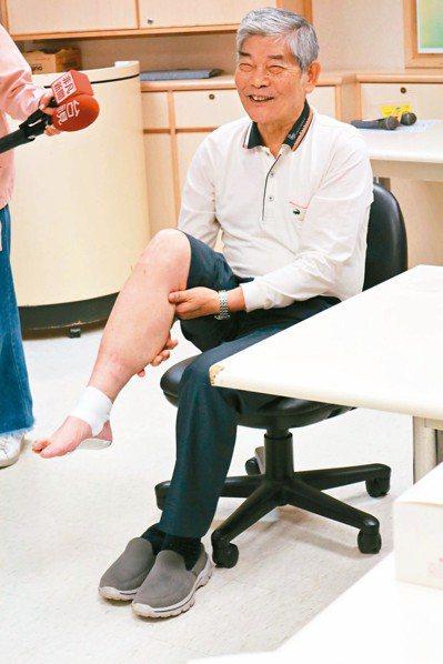 長期為下肢動脈栓塞所苦的劉伯伯,之前誤以為是痠痛引發不適,使用痠痛貼布卻未改善。...