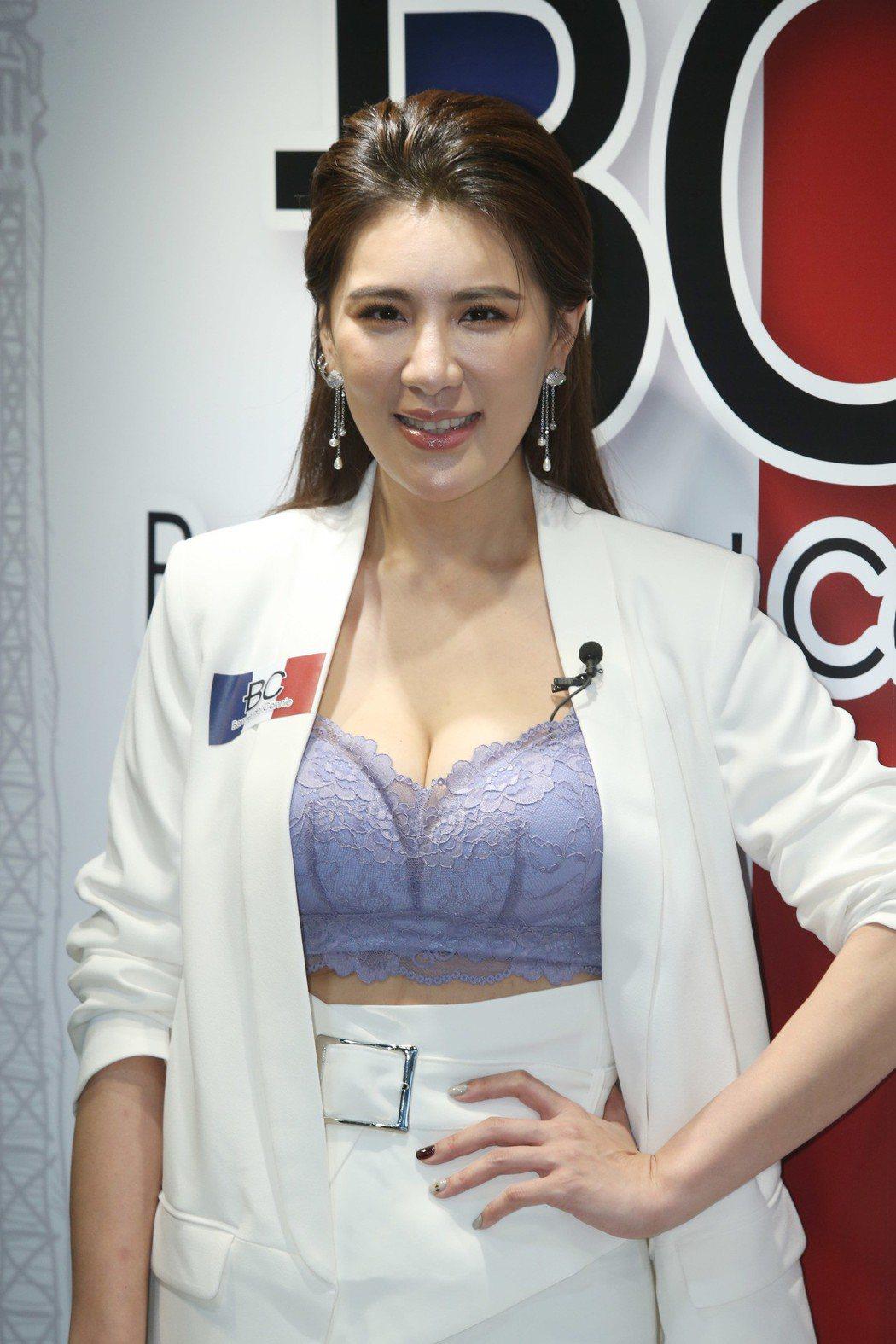 小禎代言內衣,分享半年內瘦了41公斤的心得,她表示想瘦身不要不吃東西,不要用極端...