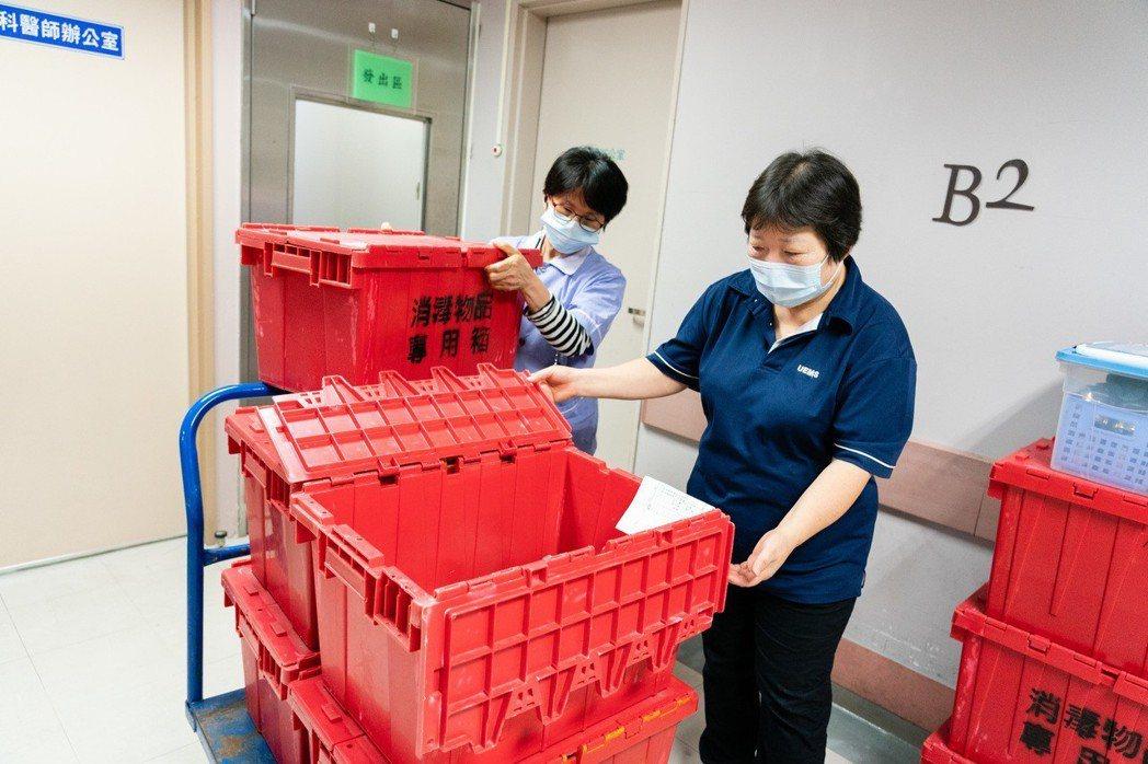因為威合威務的專業與細心,在澄清醫院中港分院裡,供應室的專業醫療器材傳送,也是重...