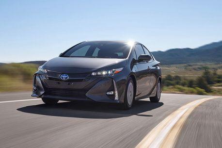 便利性小改款!美規新年式Toyota Prius Prime終於改為5人座了