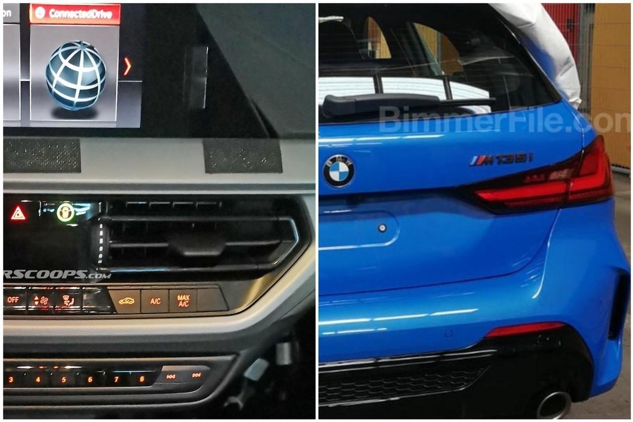新世代BMW 1 Series大升級 光看內裝已經很難認車了!