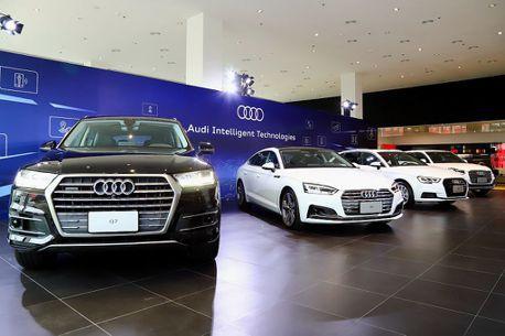 Q2、A3 Sportback、A5 Sportback、Q7安全配備調整!Audi Intelligent Technologies科技挹注