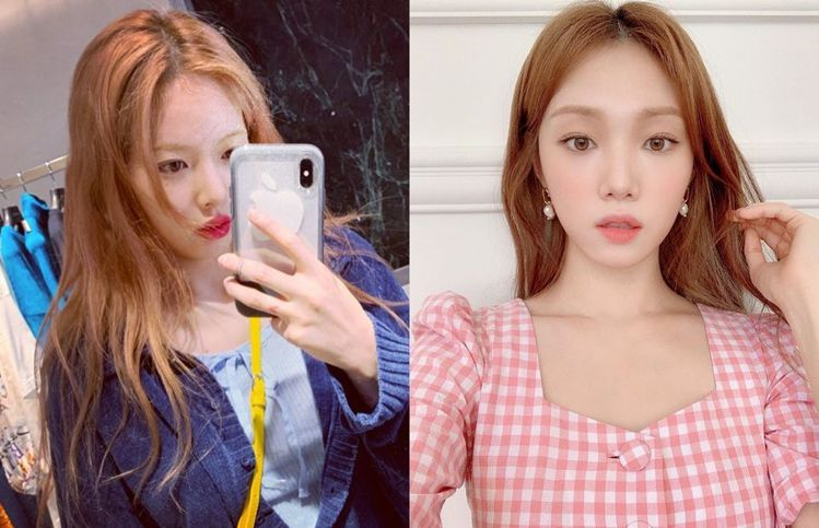 圖/IG@hyunah_aa、heybiblee,Beauty美人圈提供