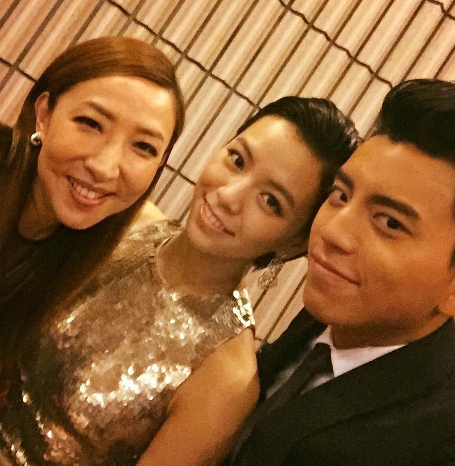 導演陳玉珊(左)受同名之累,聲明沒欠過人錢。 圖/摘自臉書