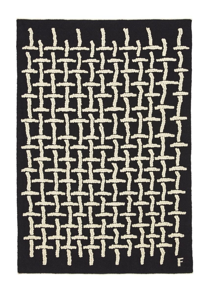 波蘭平面藝術家Filip Pagowski的限量地毯設計靈感來自編織的概念,售價...