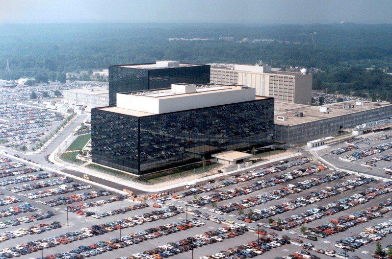賽門鐵克表示,中國大陸國家駭客2016年曾竊取美國國安局軟體,並用於全球網攻。圖為美國國安局總部。(路透)