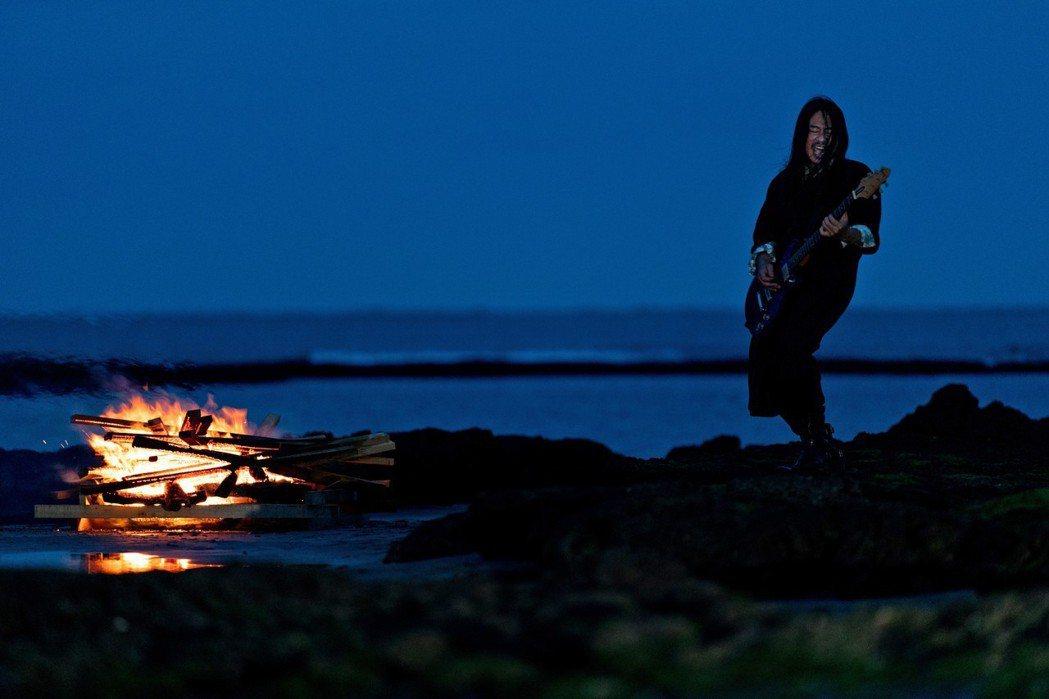 乱彈阿翔為電影「出發」操刀電影主題曲。圖/相知音樂提供