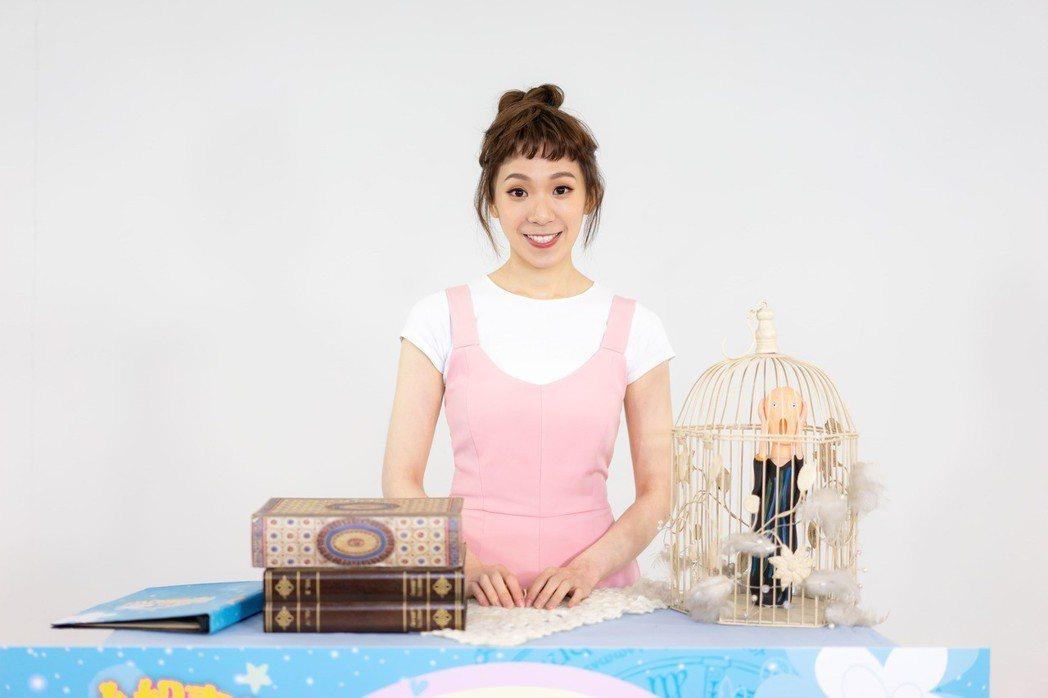 YOYO石尤將在6月舉辦演唱會。圖/李欣芸音樂提供