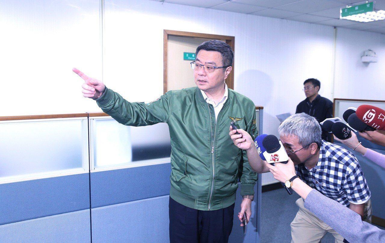 民進黨黨主席卓榮泰。聯合報系資料照片/記者邱德祥攝影