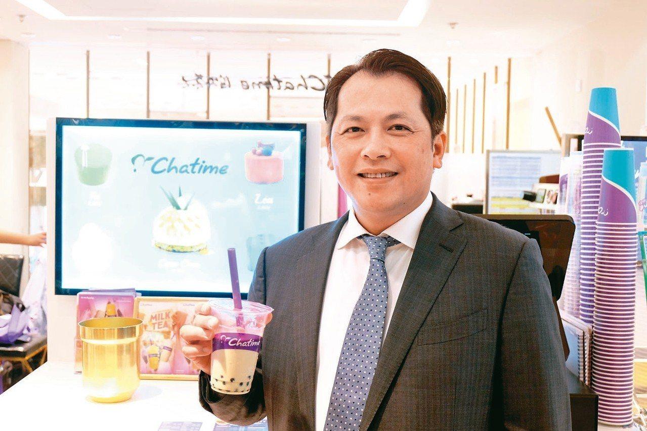 六角國際董事長王耀輝。 圖/聯合報系資料照片