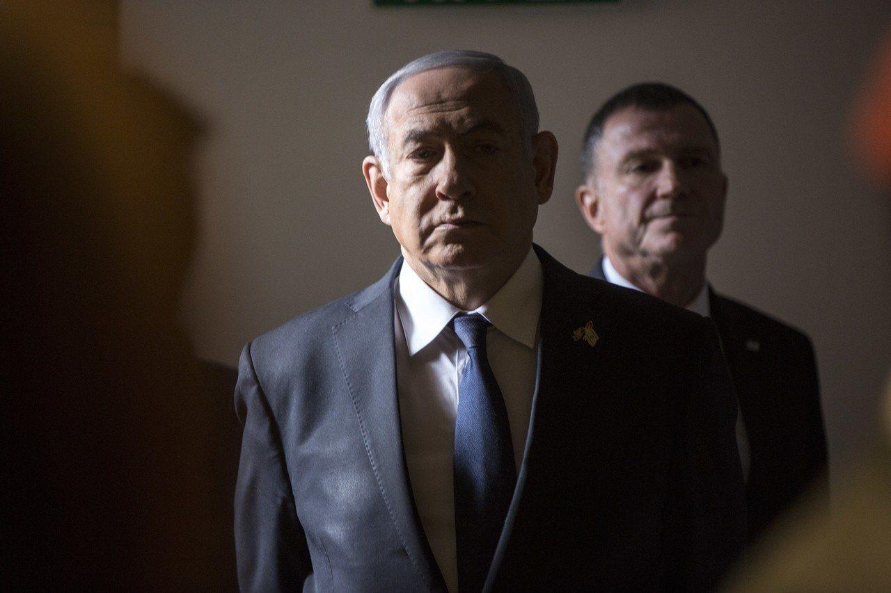 以色列總理尼坦雅胡。 歐新社