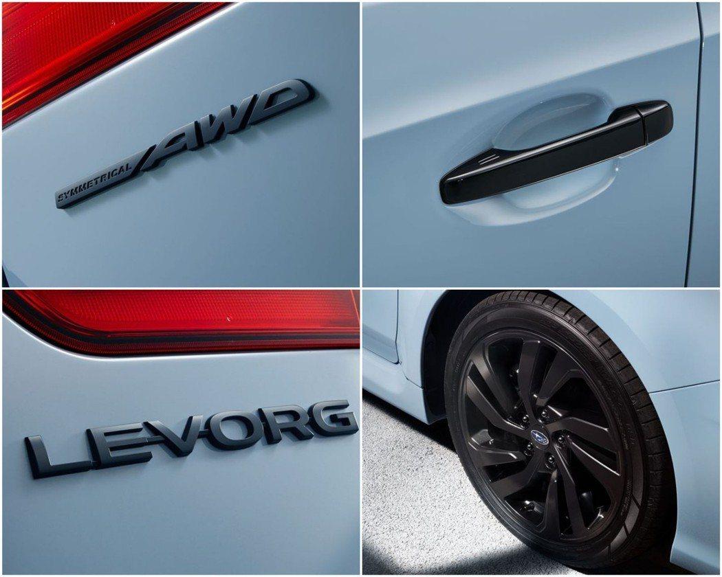 Advantage Line特仕車則是配備黑鋁圈、車門把手、消光黑銘牌。 摘自S...