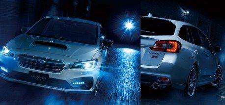再添性能風味!日規Subaru Levorg STI Sport Black Selection特仕車登場