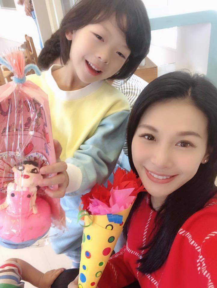 2019 in Taipei 大班母親節活動。圖/擷自臉書