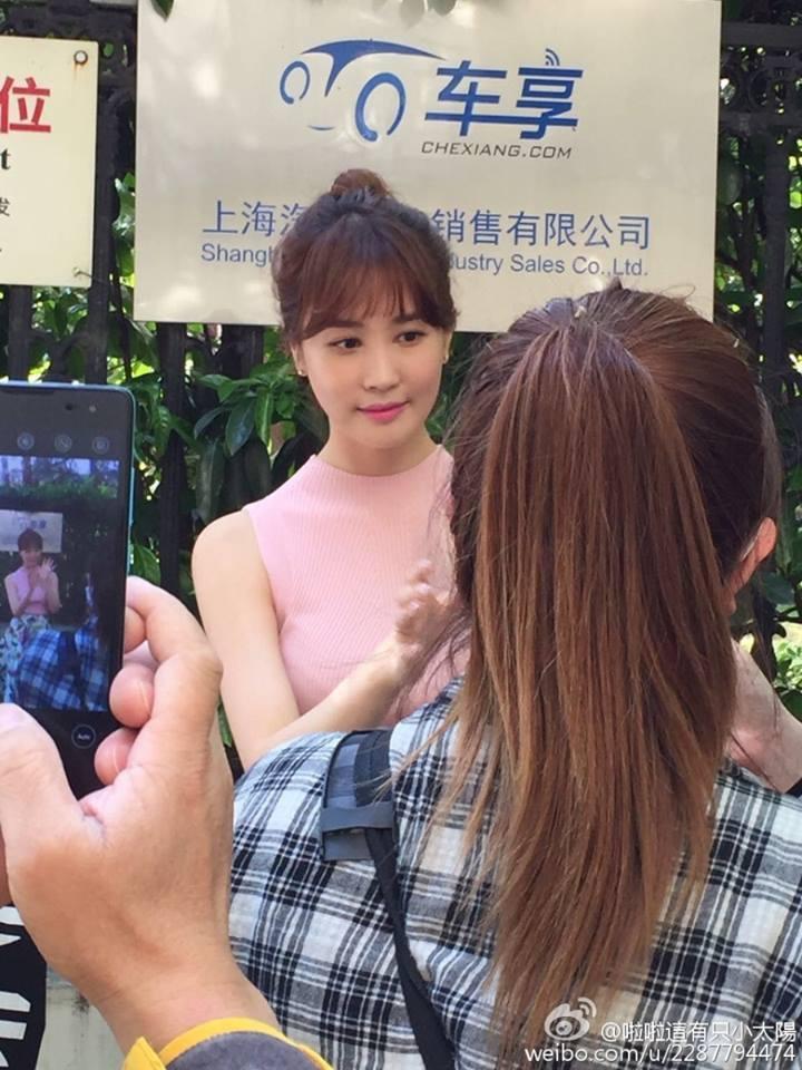 圖為李多海2016年在上海時的模樣。圖/擷自微博
