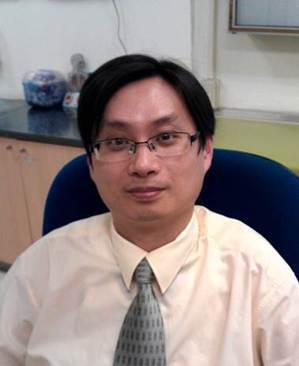 蘇勇誠醫師 圖片擷自新北市立聯合醫院