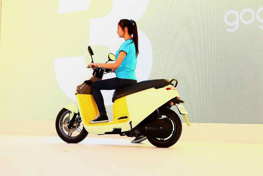Gogoro 3系列搭配6.2 KW動力輸出馬達,騎士可以依照自己的喜好選擇節能...