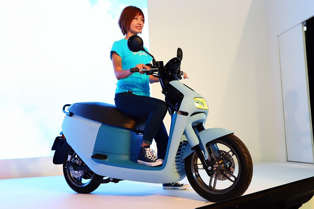 Image result for Gogoro 3