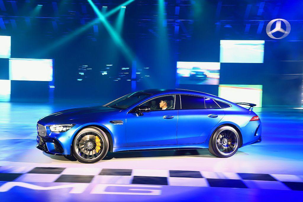 Mercedes-AMG GT 4-Door Coupe將AMG後軸轉向系統列為...
