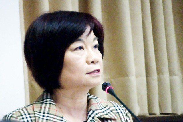 國發會主委陳美伶主導跨部會整合,一千億回臺投資目標達陣。
