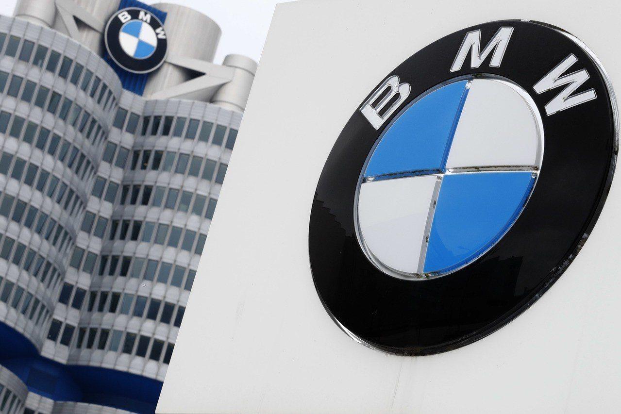 BMW第1季提列一筆14億歐元(16億美元)罰款的準備金,導致獲利銳減。 美聯社
