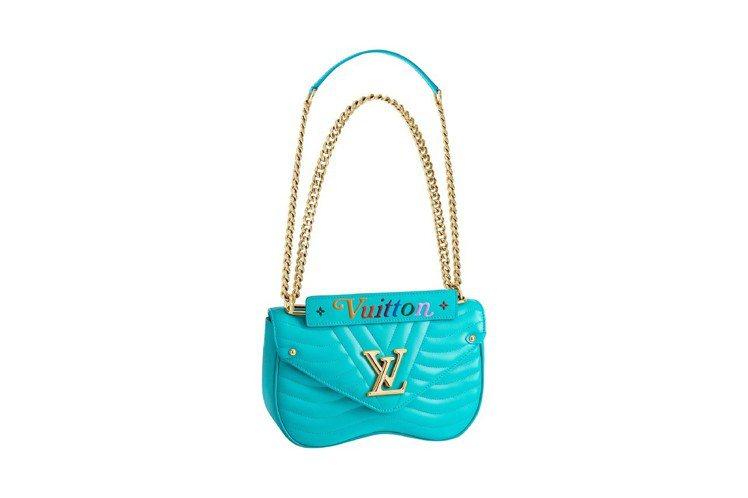 New Wave鍊袋包,售價76,500元。圖/LV提供
