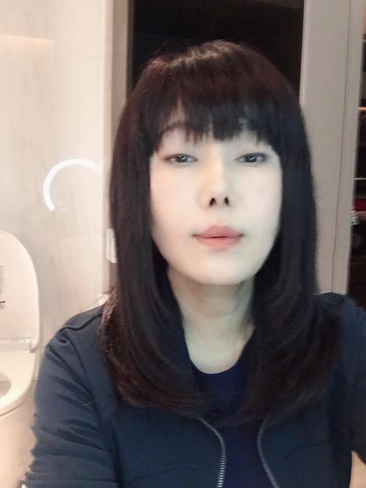 江蕙Po出美美自拍照,卻被指撞臉羅霈穎、狄鶯。圖/摘自臉書