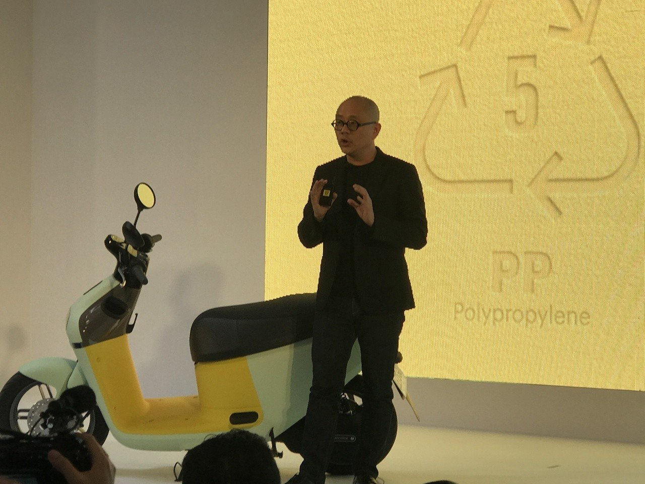 Gogoro於今(8)日發表 Gogoro 3 系列 Smartscooter®...