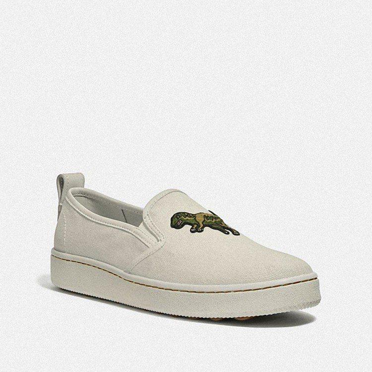 Coach Rexy Slip On便鞋9,900元。圖/Coach提供