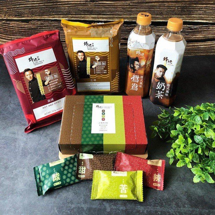 7-ELEVEN即日起獨家推出第二彈鋒味商品,包括「鋒味拌麵麻辣/三杯」、「鋒味...