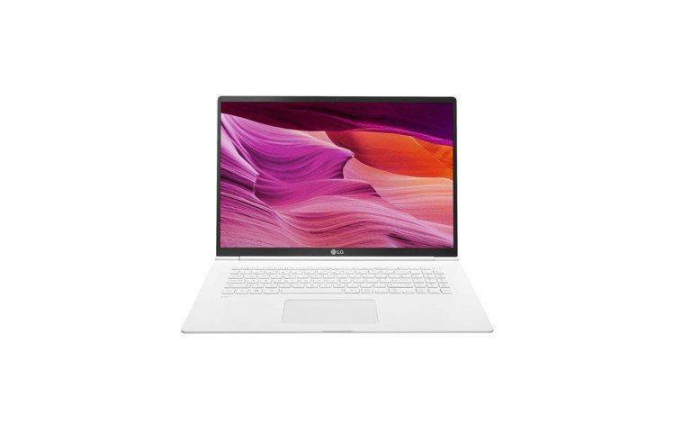 17吋LG gram Z990筆電,建議售價59,900元。圖/LG提供