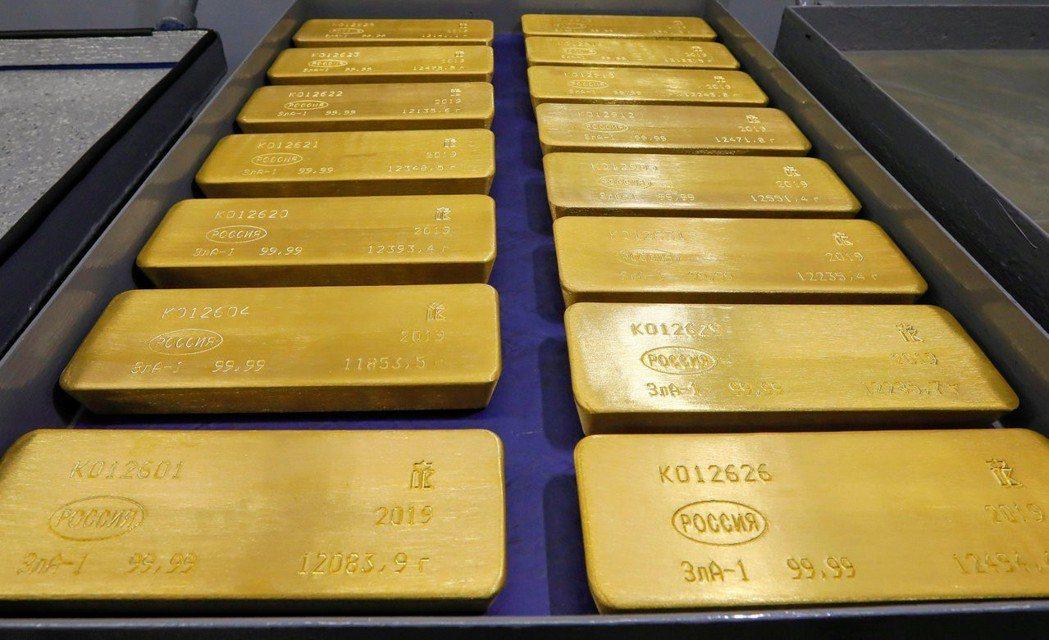 新興市場的央行成為全球黃金市場最大買家。路透