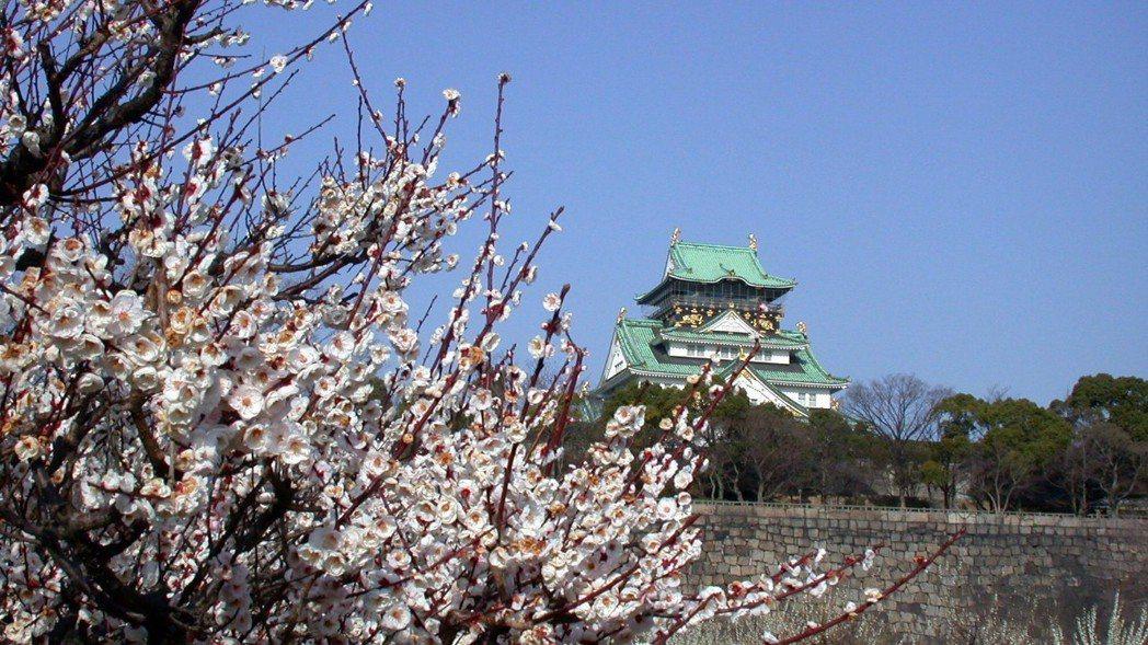 圖為大阪城 報系資料照
