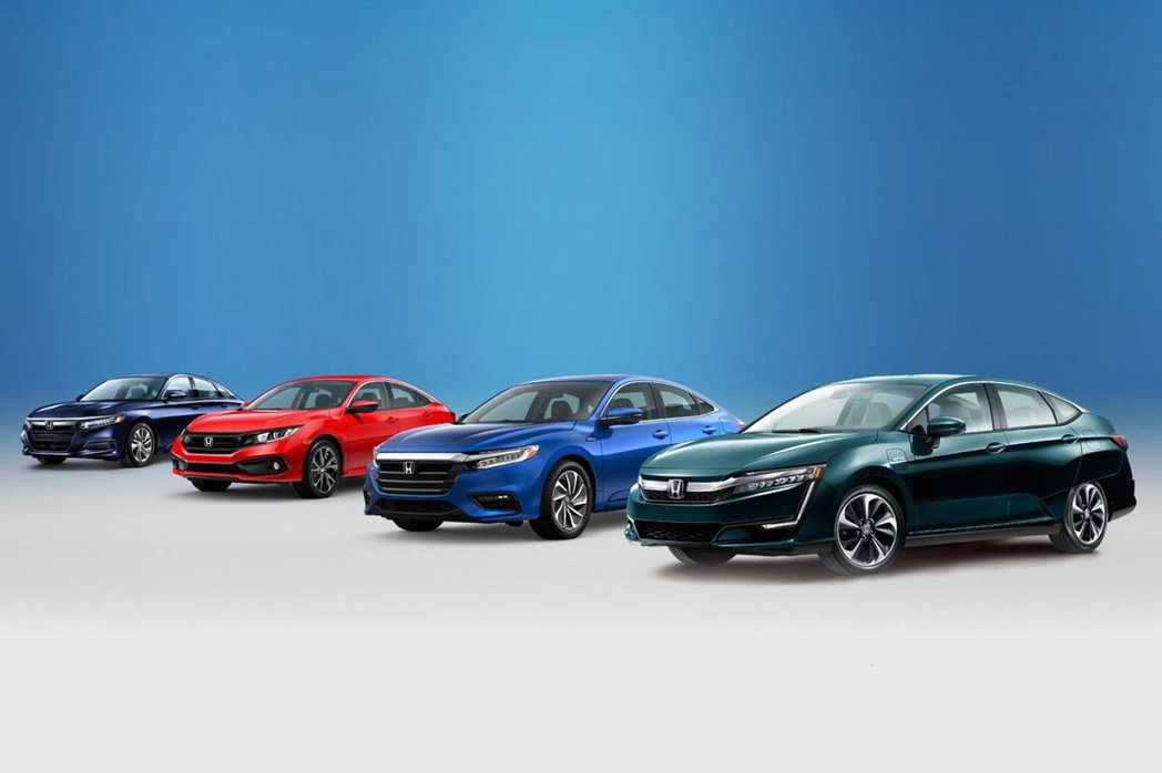 Honda要重整自家的產品陣容。 摘自Honda