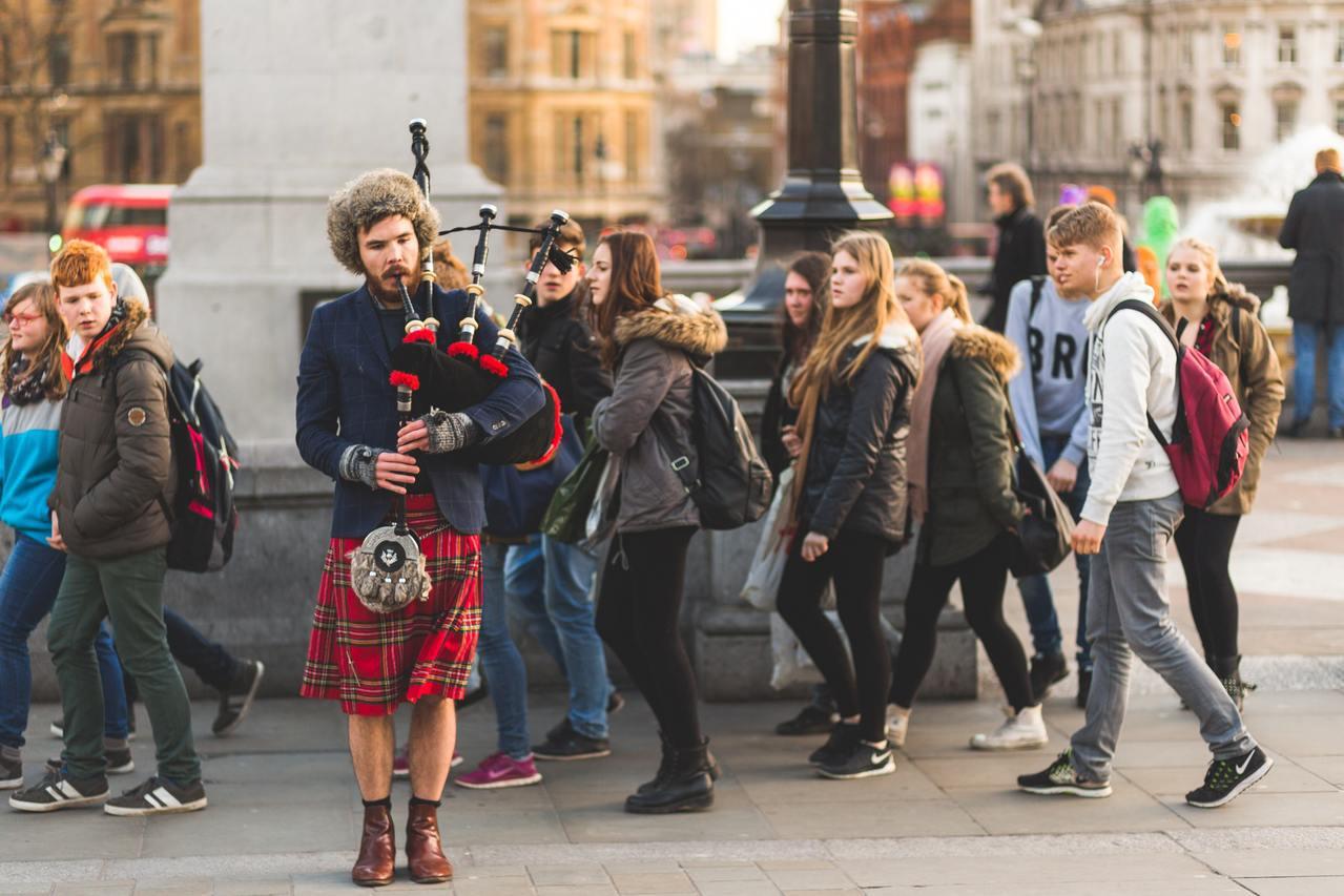 英國遊客。圖/pexels