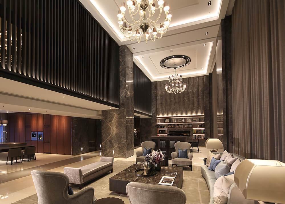 「明日博」頂級公設,建商帶客看屋,提供專屬體驗。 業者/提供