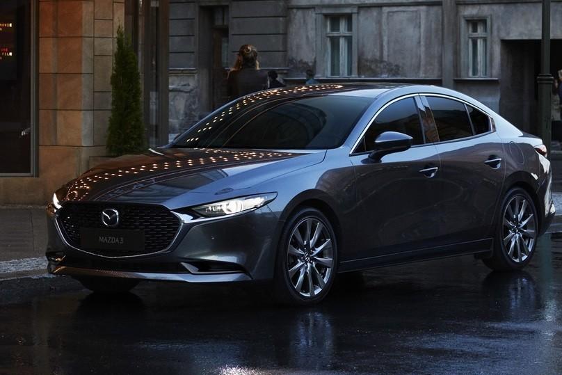 新增四門/五門BOSE旗艦型 全新Mazda3正式售價79.9萬元起!