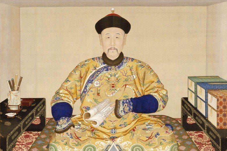 雍正皇帝像。 北京故宮博物院典藏、圖/維基共享
